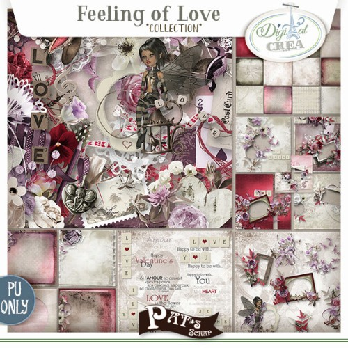 Patsscrap_Feeling_of_Love_collection