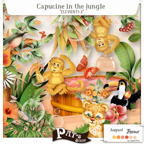 Patsscrap_Capucine_in_the_jungle_2