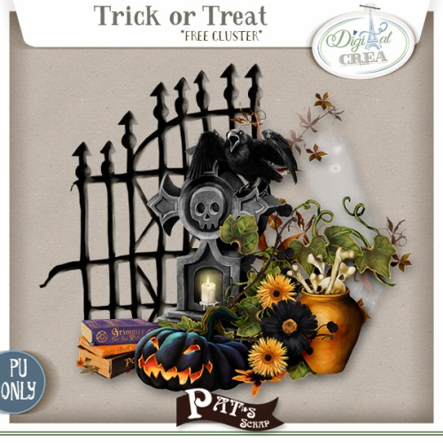 Patsscrap_trick_or_treat_free_cluster