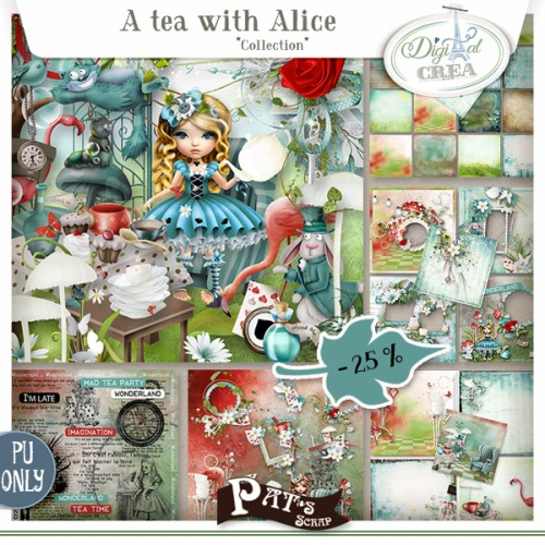 Patsscrap_A_tea_with_Alice_collection