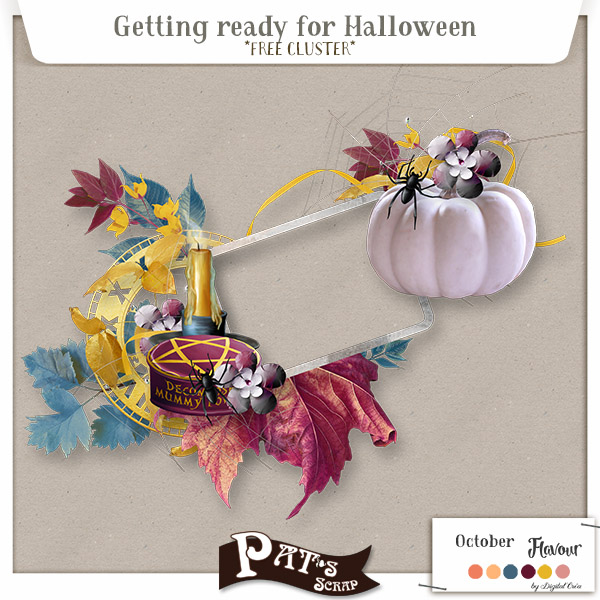 Patsscrap_Getting_ready_for_Halloween_free_cluster