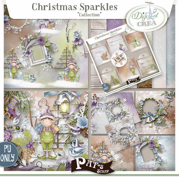 Patsscrap_Christmas_Sparkles_collection