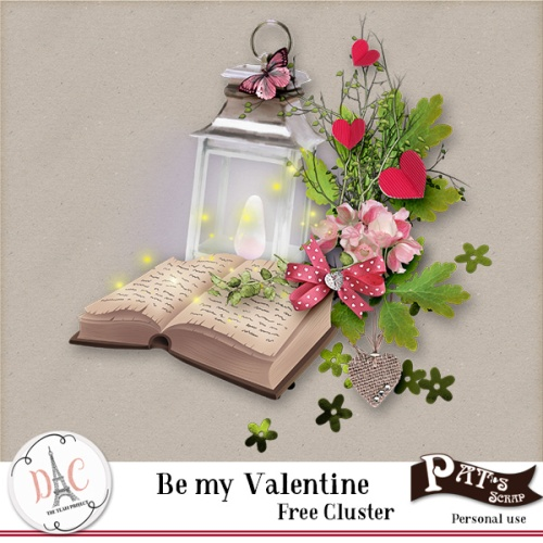 Patsscrap_Be_my_valentine_freecluster