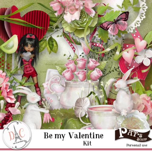 Patsscrap_Be_my_valentine_kit