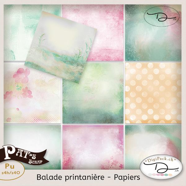 Balade Printanière by Pat's Scrap
