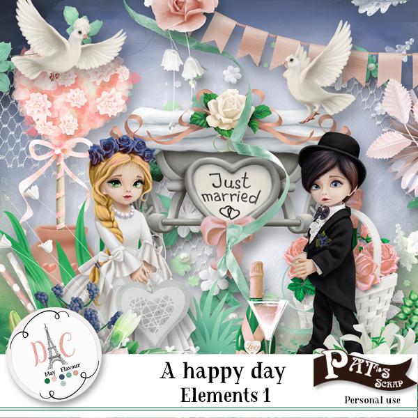 Patsscrap_A_happy_day_PV_Elements1