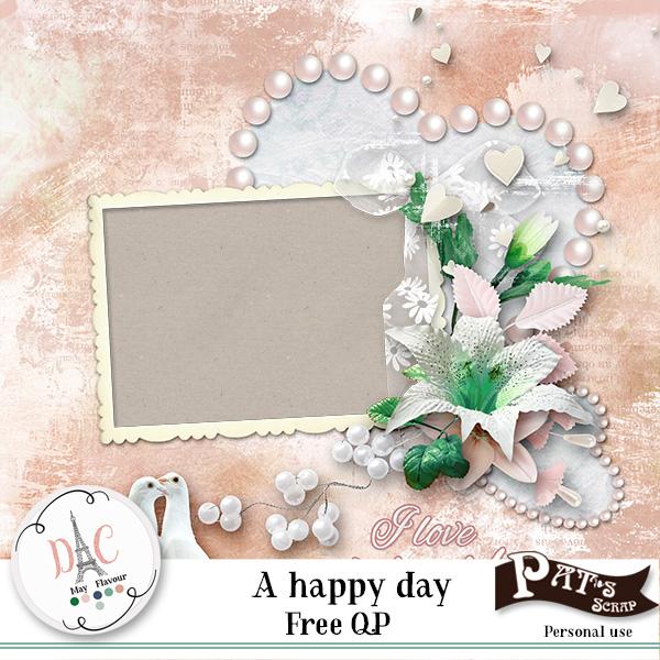Patsscrap_A_happy_day_PV_Free_QP