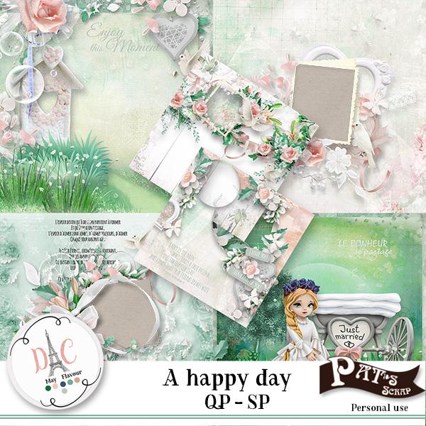 Patsscrap_A_happy_day_PV_QP_SP