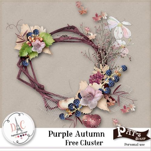 Patsscrap_Purple_Autumn_PV_Free_Cluster